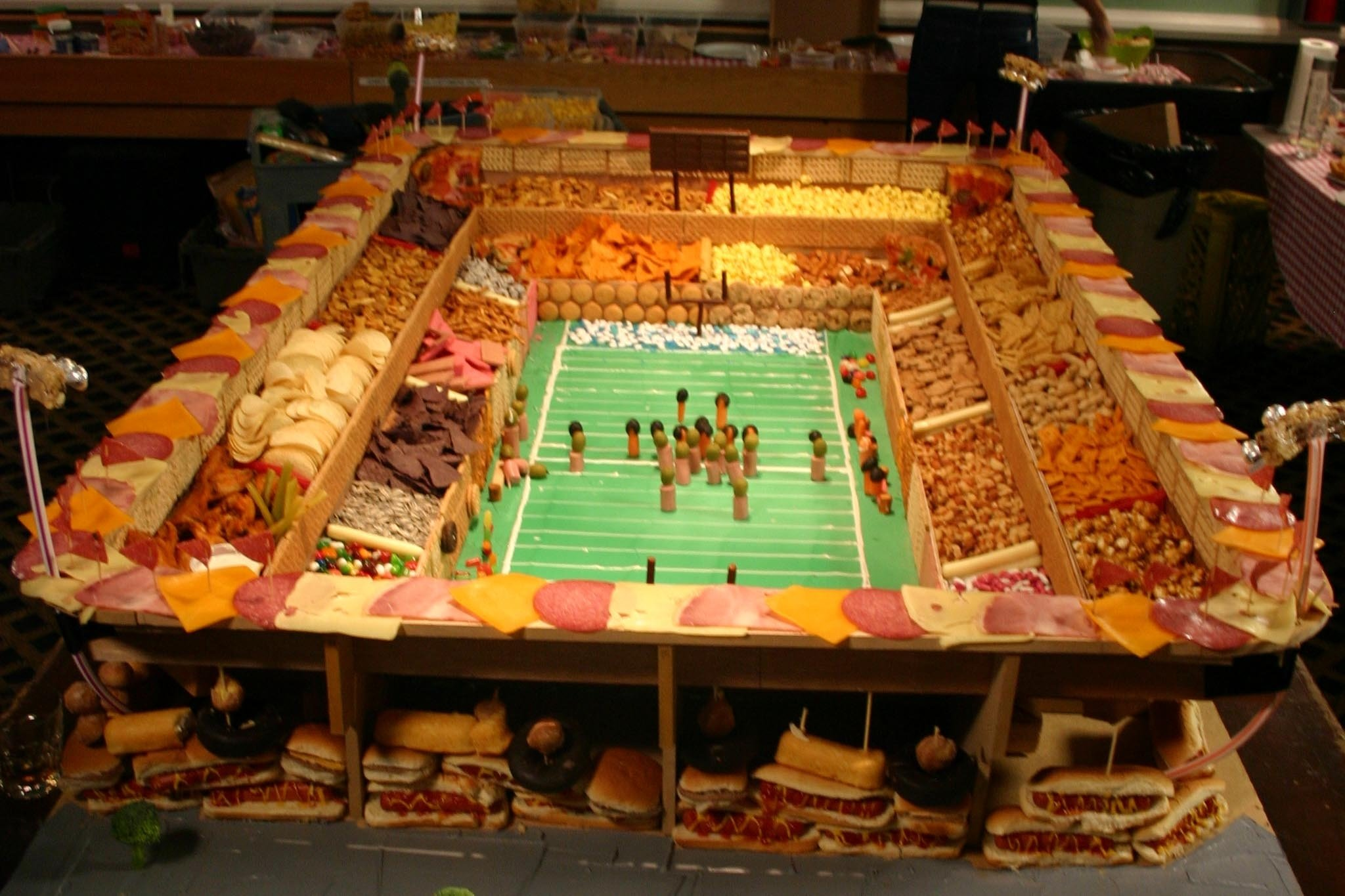 10 Stunning Super Bowl Party Menu Ideas anatomy of a dinner party super bowl on a budget 2021
