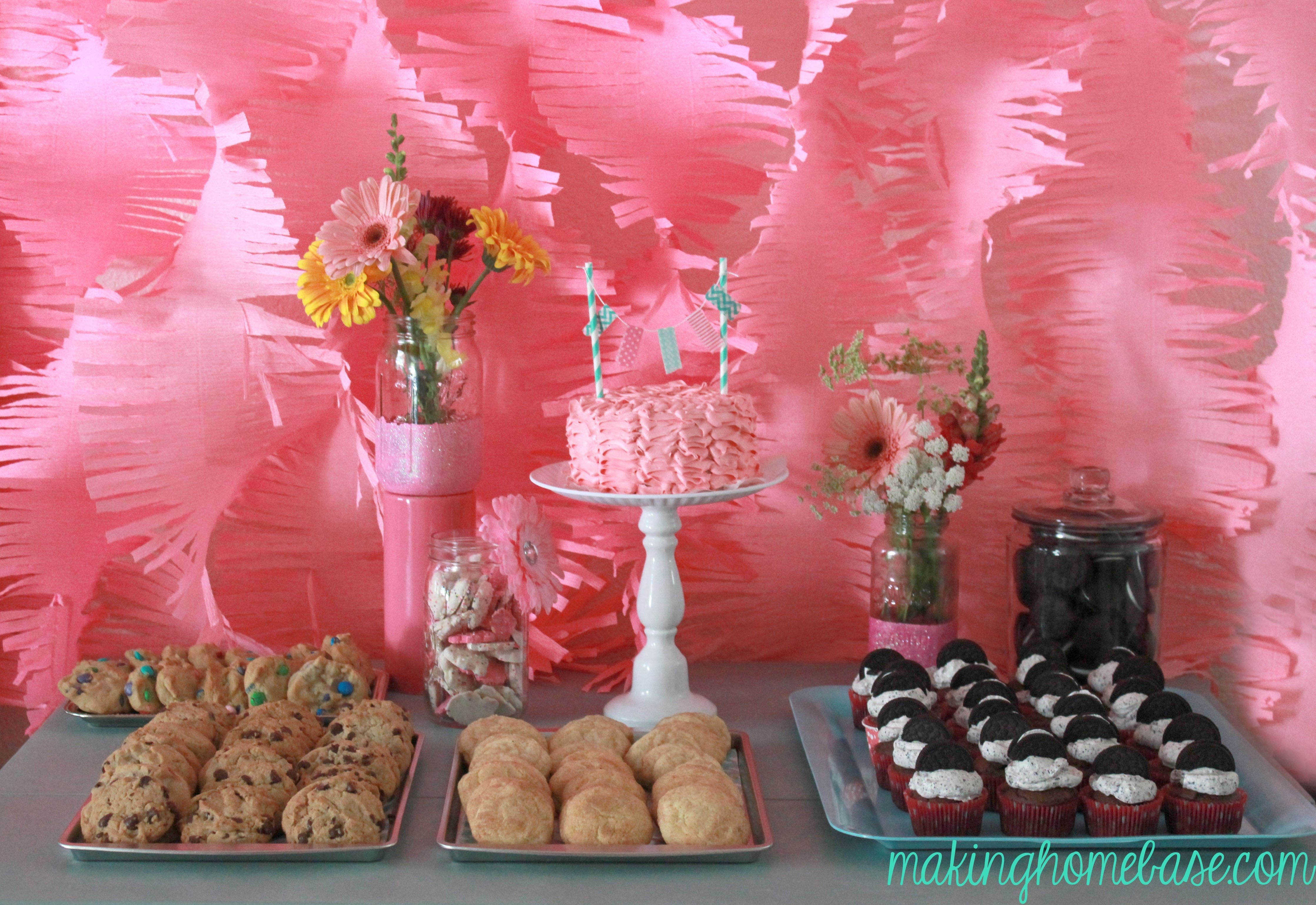 10 Great Birthday Party Ideas For 5 Year Old Girl and cookies birthday party ideas 1 2021