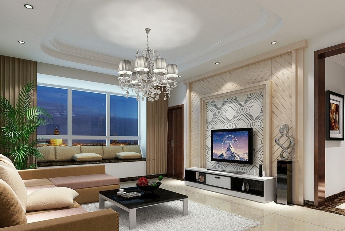 10 Amazing Living Room Ideas With Tv and modern living room with tv exhibit on livingroom designs rooms 2020