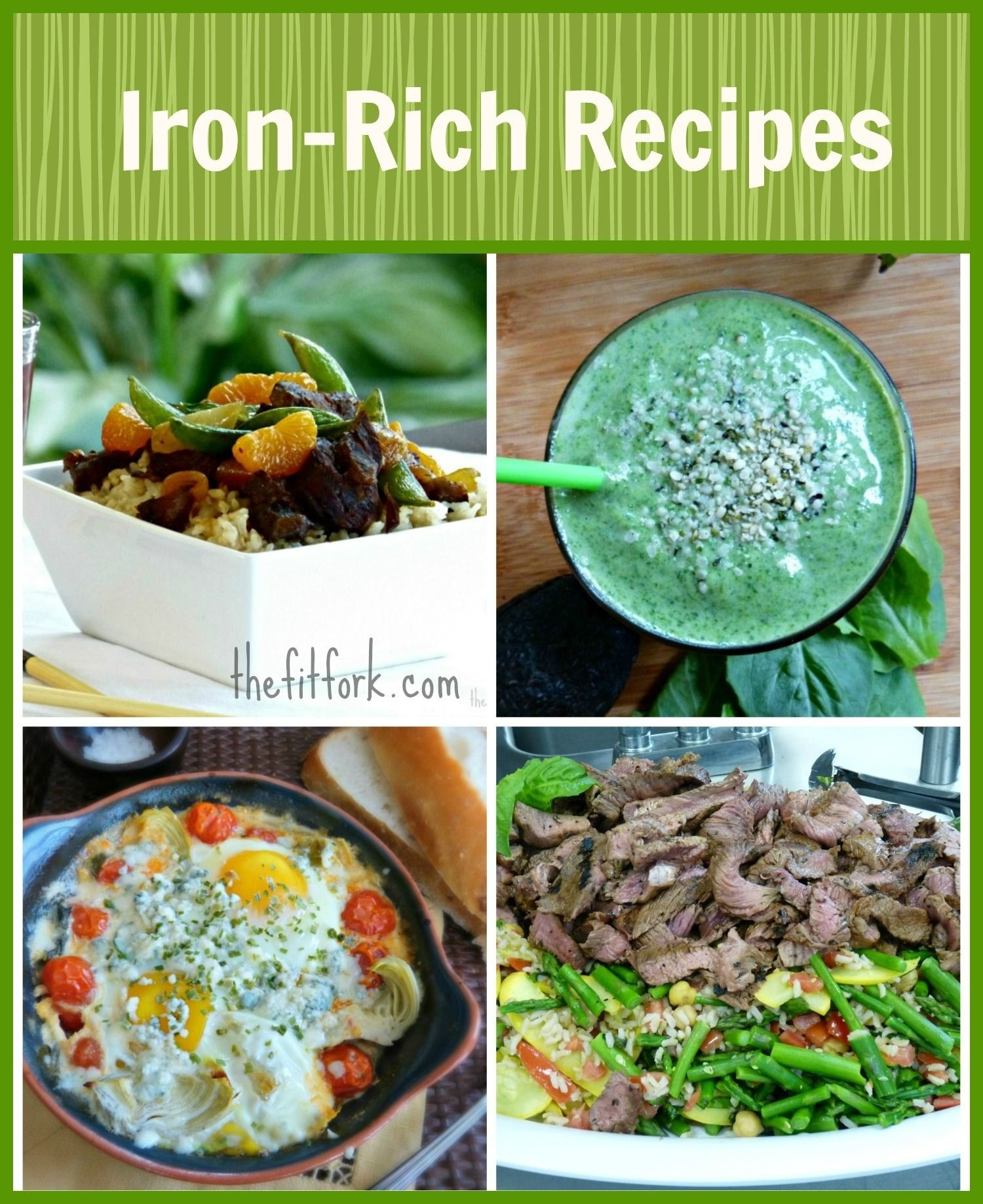 10 Nice Dinner Ideas For Pregnant Women anemia in runners healthy iron rich recipes iron rich recipes 2020