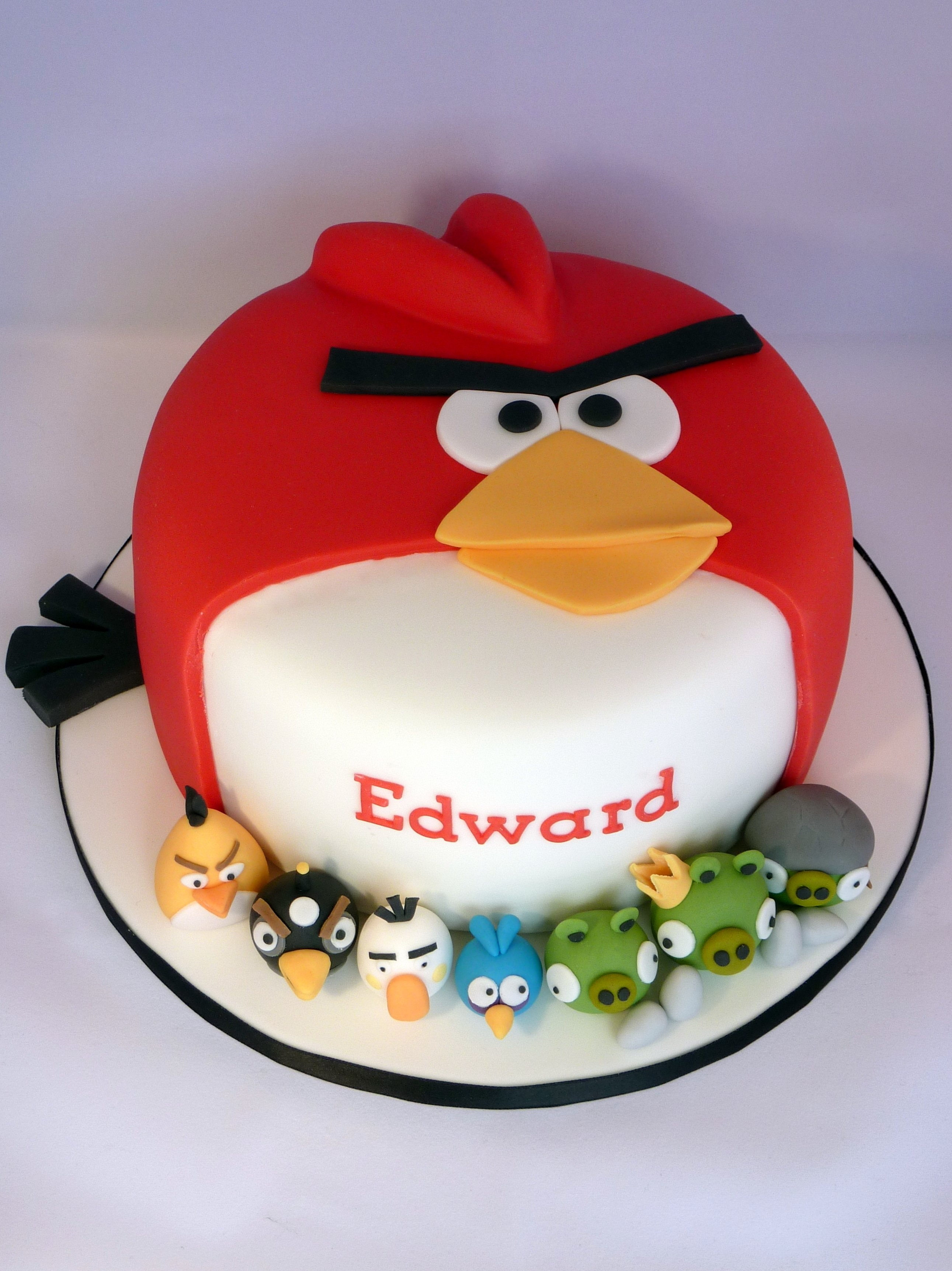 10 Fabulous Angry Birds Birthday Party Ideas angry birds cake my son would love this angry birds party 2020
