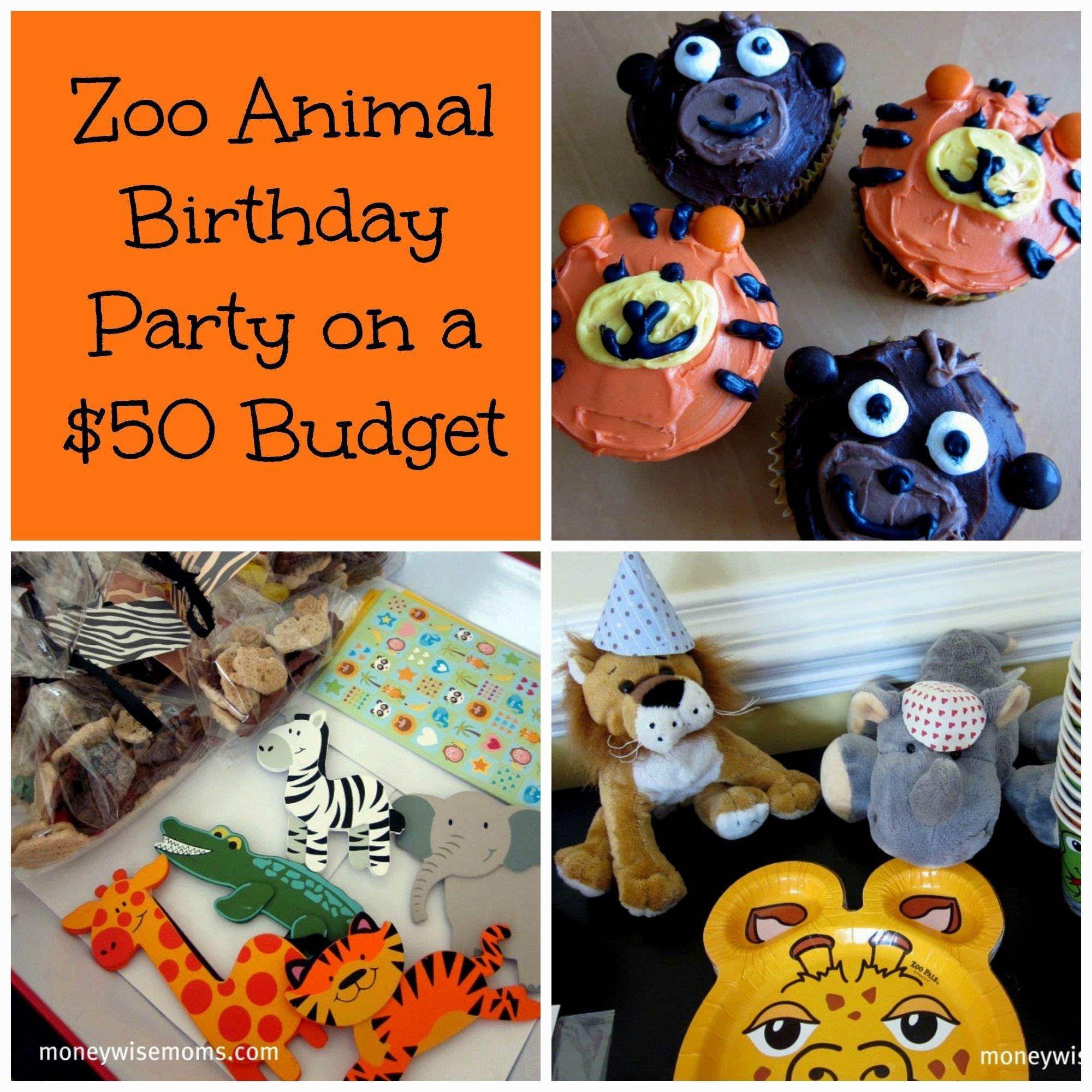 10 Spectacular Animal Themed Birthday Party Ideas animal zoo birthday party ideas decorating of party 2020