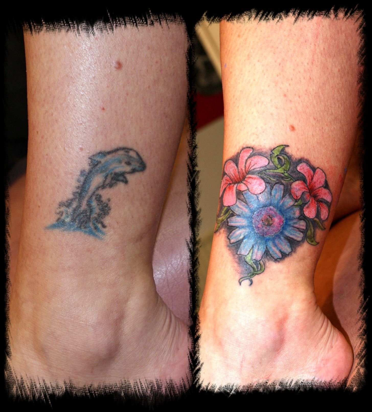 10 Great Ankle Tattoo Cover Up Ideas ankle cover up tattoos google search tattoos pinterest ankle
