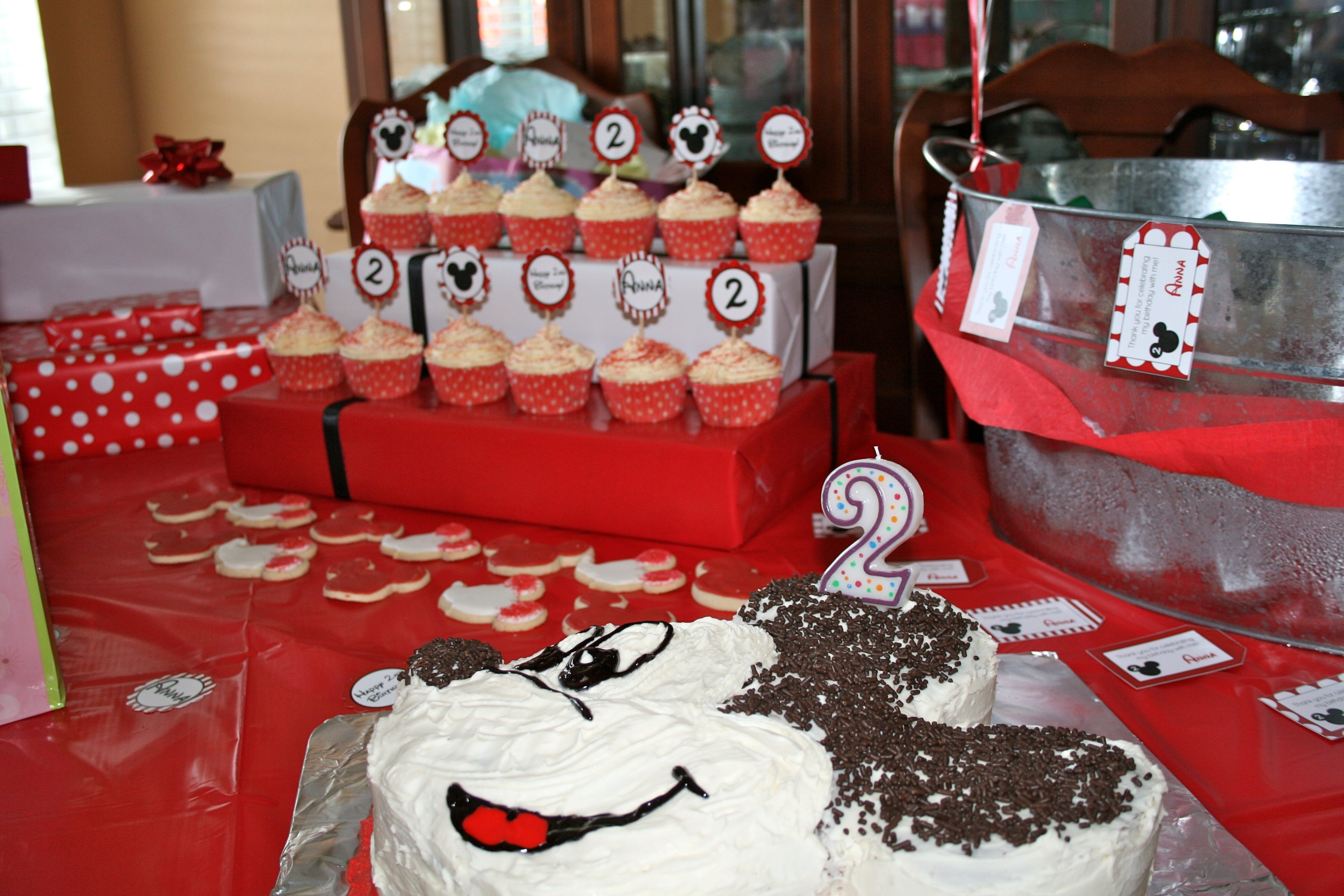 10 Perfect Mickey Mouse Party Ideas For One Year Old annas mickey mouse party a party studio 2021