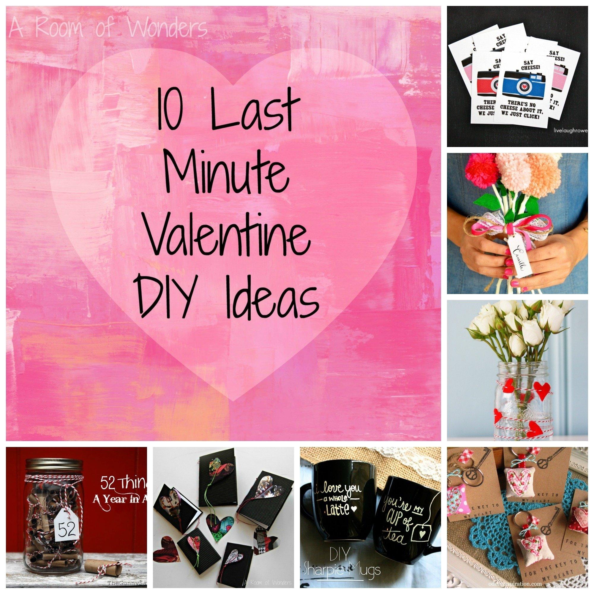 10 Amazing Valentine Craft Ideas For Him anniversary craft ideas for him diy gift ideas for your diy 2020