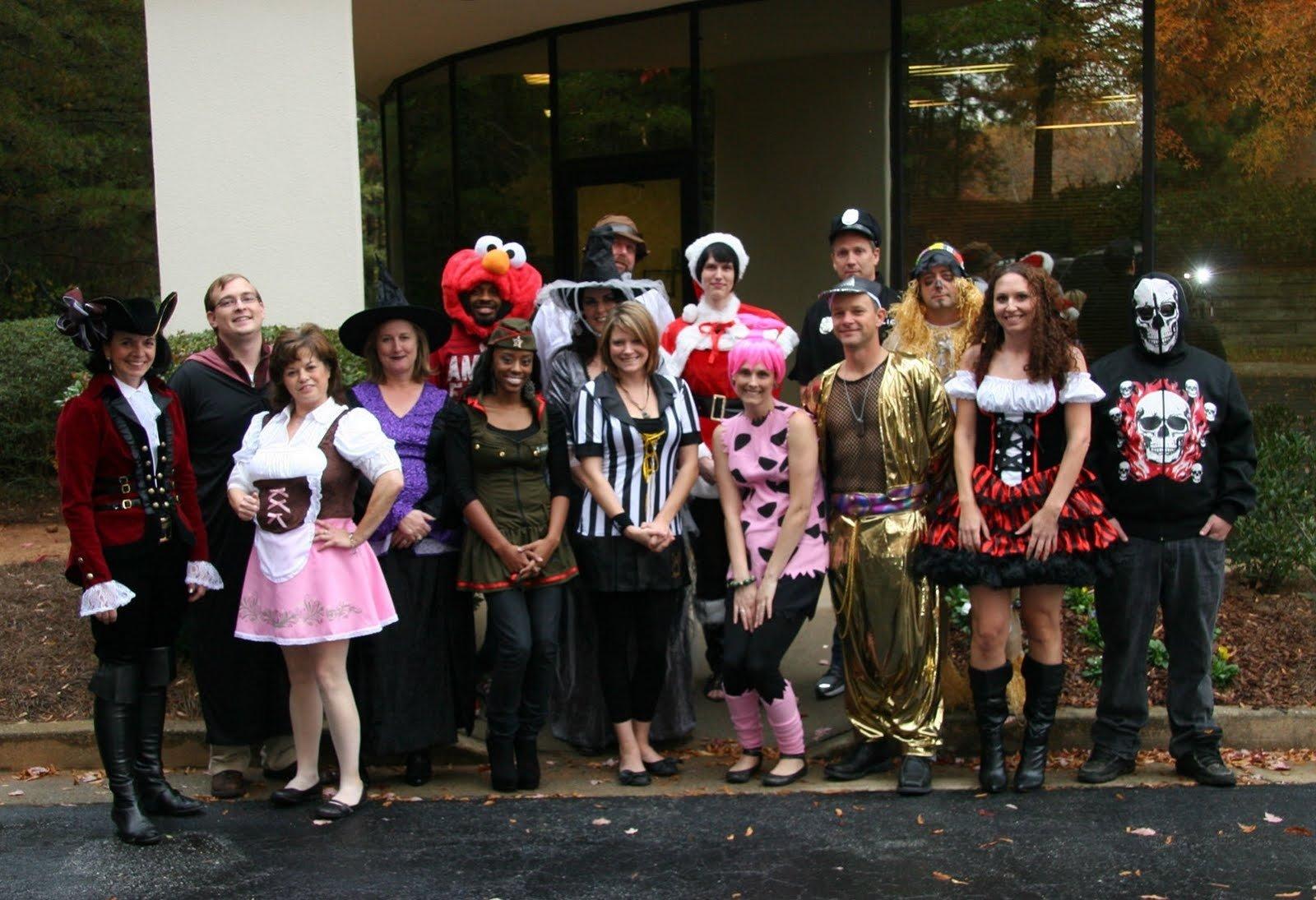 10 Best Group Halloween Costume Ideas For Work annual halloween costume day at mr costumes mr costumes blog 2020