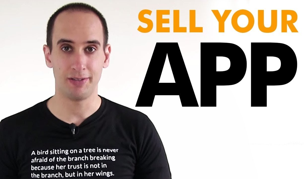 app development - how to sell your app to big companies - youtube