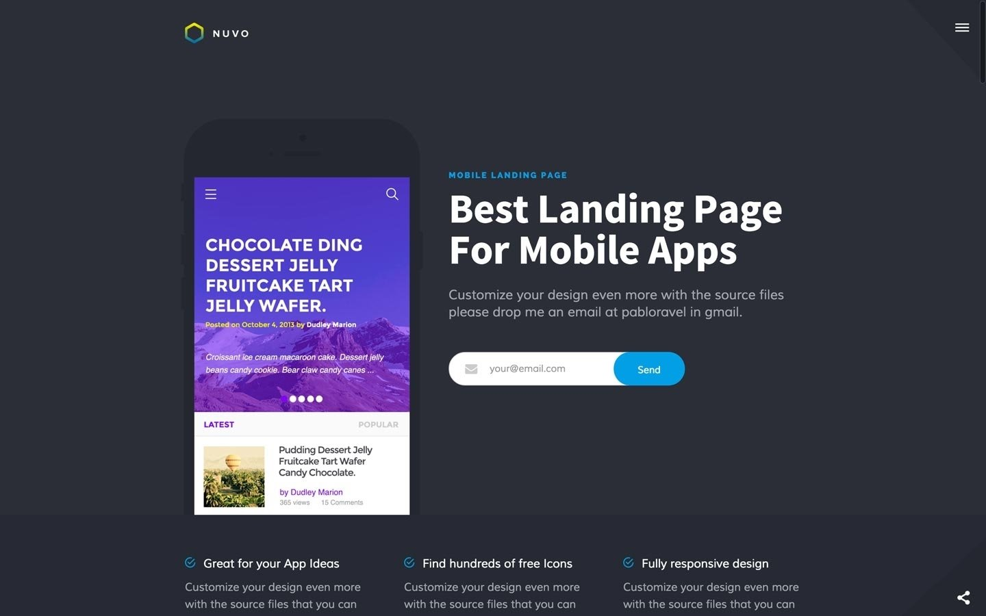 10 Trendy How To Sell Your App Idea app website templates available at webflow 1 2021