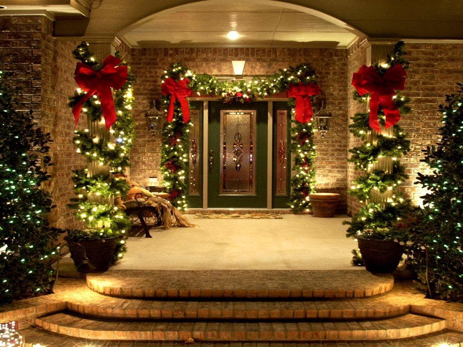 appealing christmas decorations exterior impressive with picture of