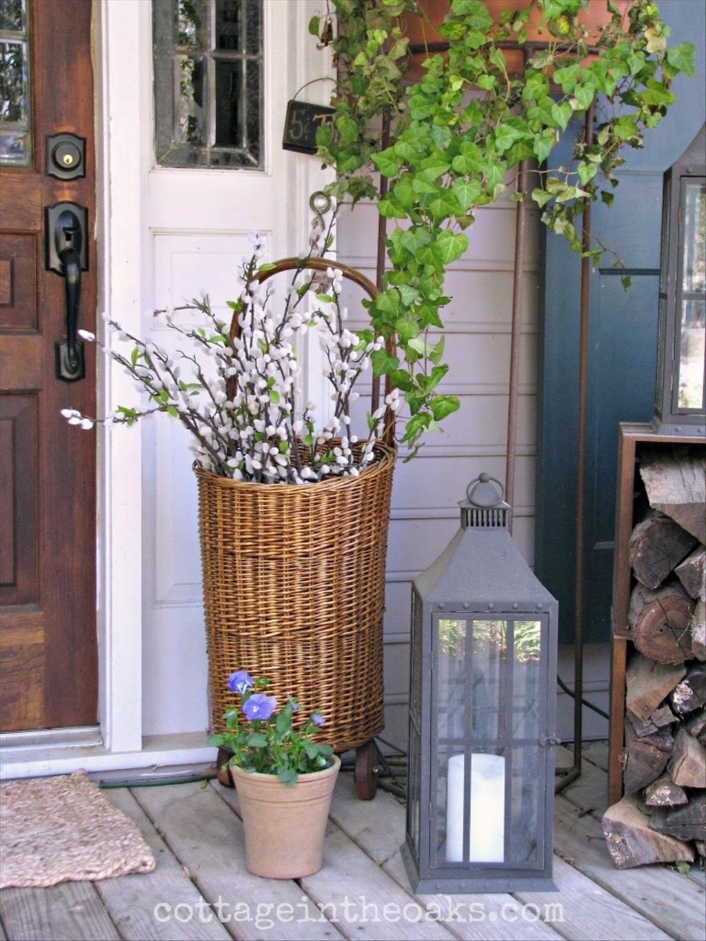 10 Ideal Front Porch Decorating Ideas For Spring appealing front porch decorating ideas for spring hd wallpaper 2021