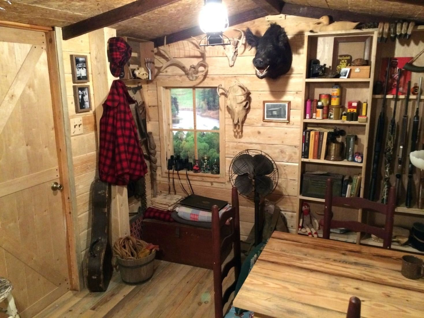 10 Great Log Cabin Decorating Ideas Pictures appealing hunting cabin decorating ideas at best home design tips 2020