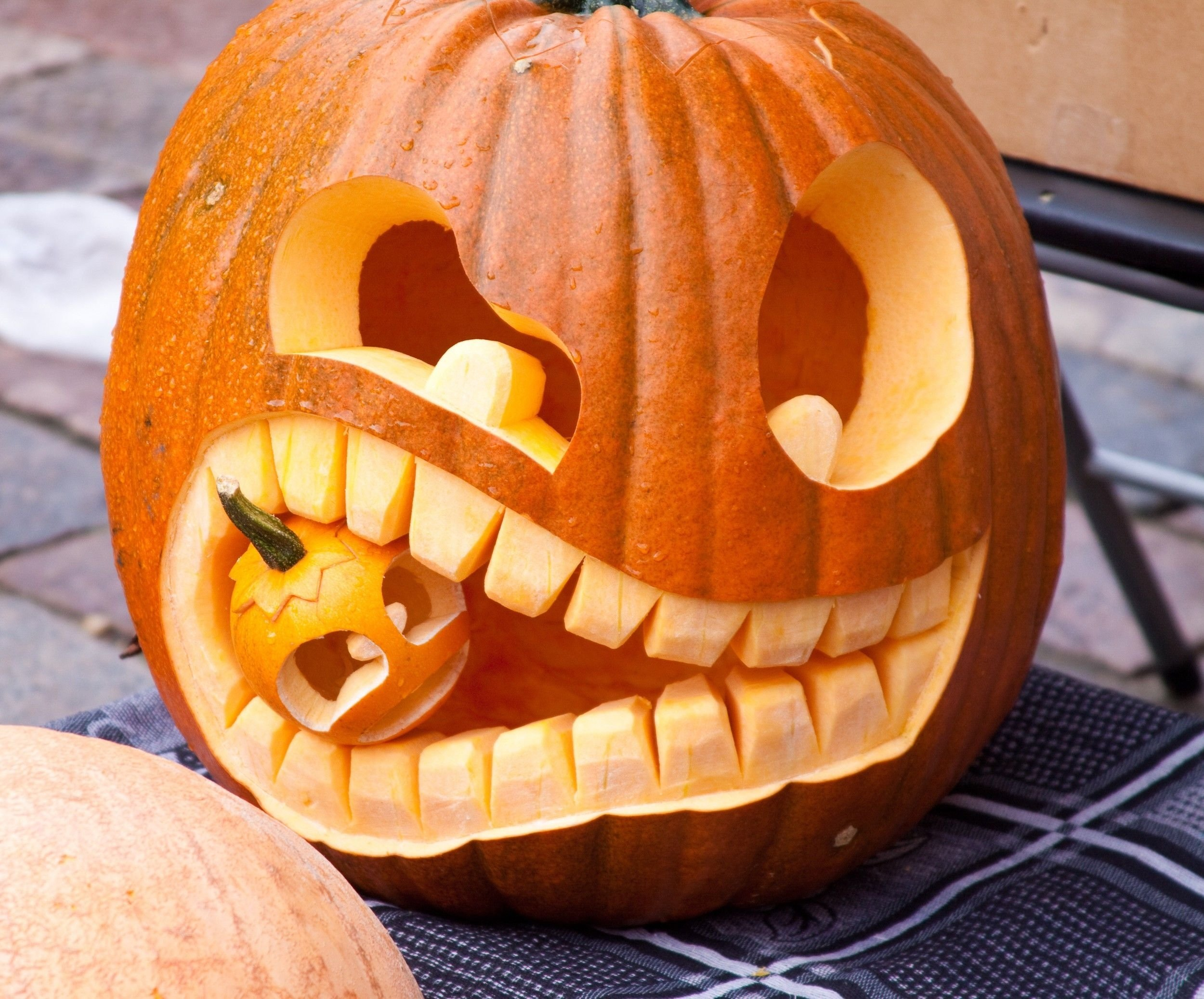 10 Fantastic Cool Ideas For Carving A Pumpkin appealing pumpkins carving ideas with pumpkin carving faces also 2020