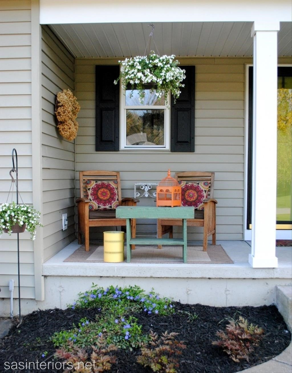 10 Spectacular Small Front Porch Ideas Pictures appealing small front porch seating ideas hi res wallpaper 2020