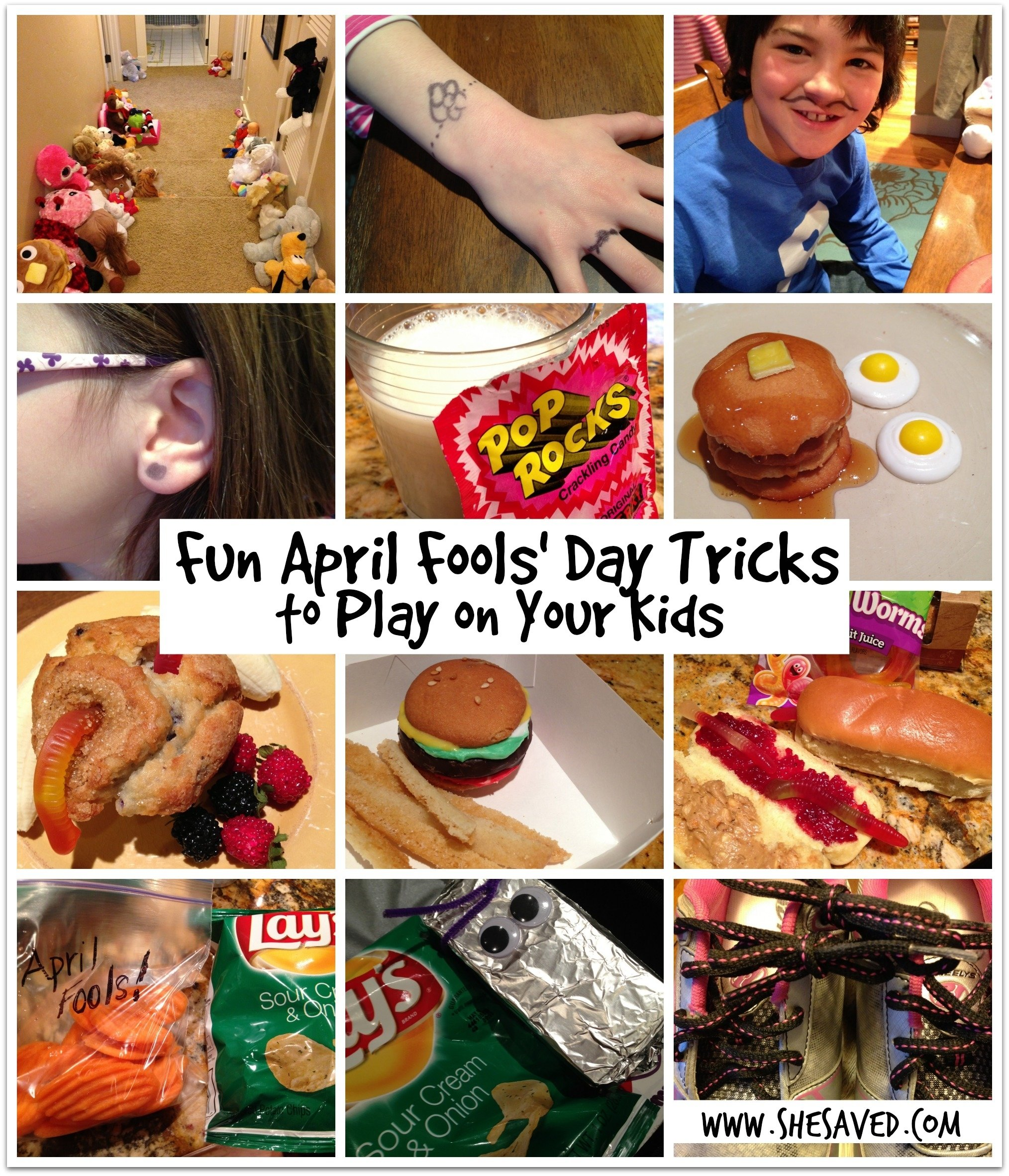 10 Fabulous Ideas For April Fools Day april fools day prank ideas shesaved 2021