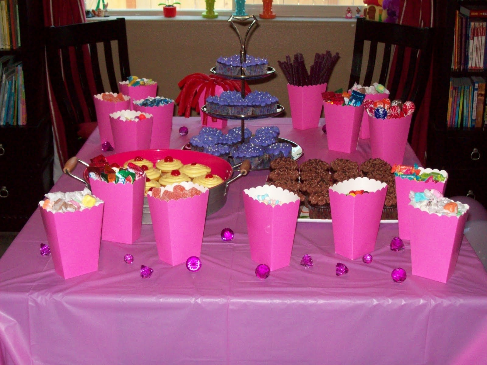 """april's homemaking: """"sweet"""" sixteen party"""