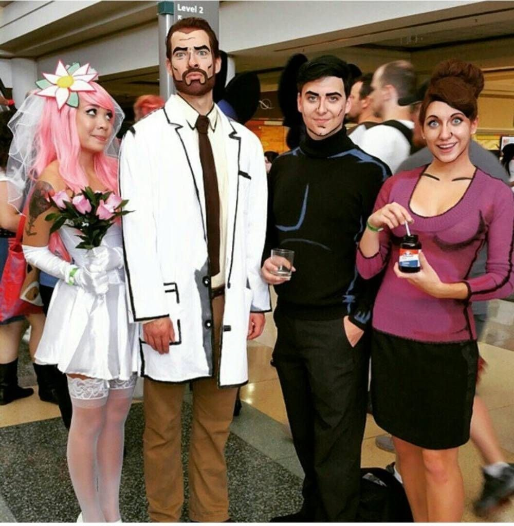 10 Lovable Halloween Costume Ideas For 2 People archer kriger fiance kriger archer cheryl cosplay my kind of 2020