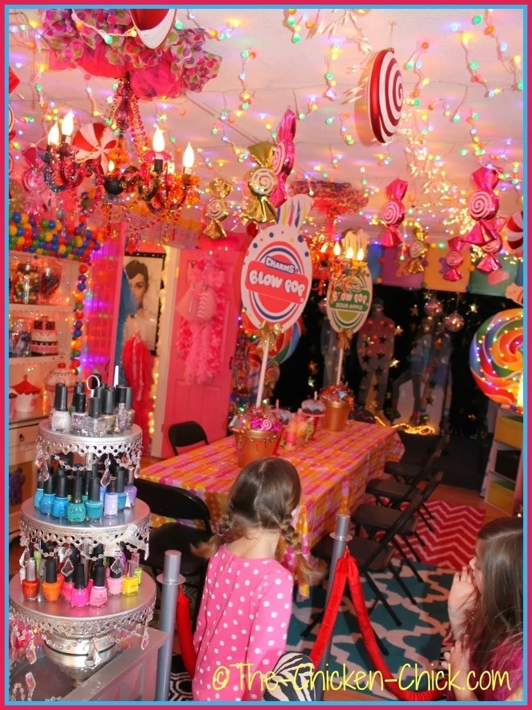 Cool Birthday Party Places For 9 Year Olds Kamos Sticker