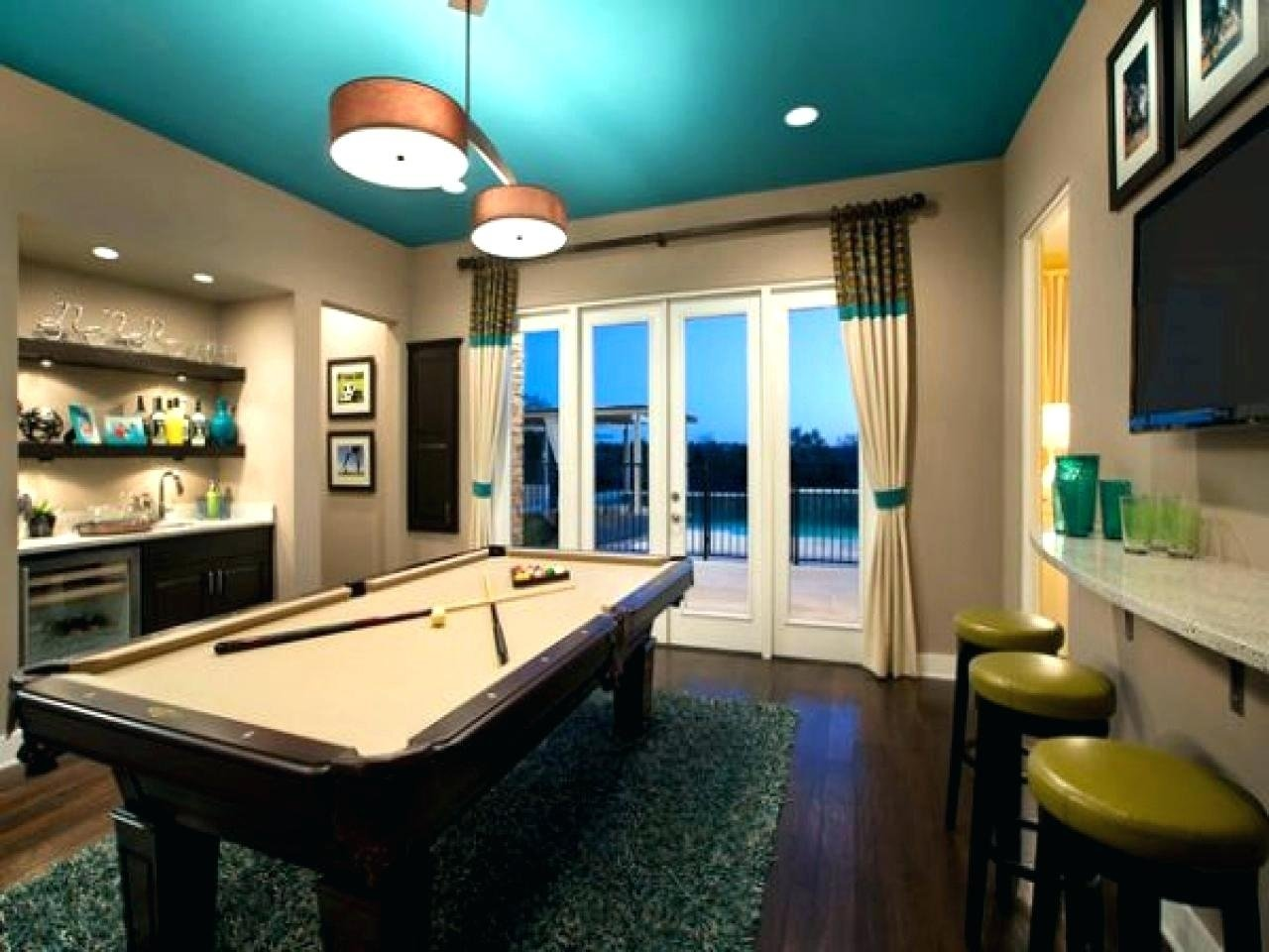 10 Gorgeous Game Room Ideas For Adults articles basement game room decorating ideas tag for basements games 2020