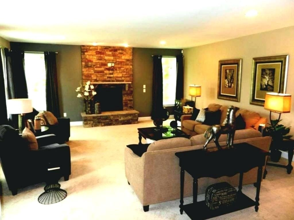 10 Awesome Family Room Paint Color Ideas articles with basement family room paint color ideas tag basement 2020