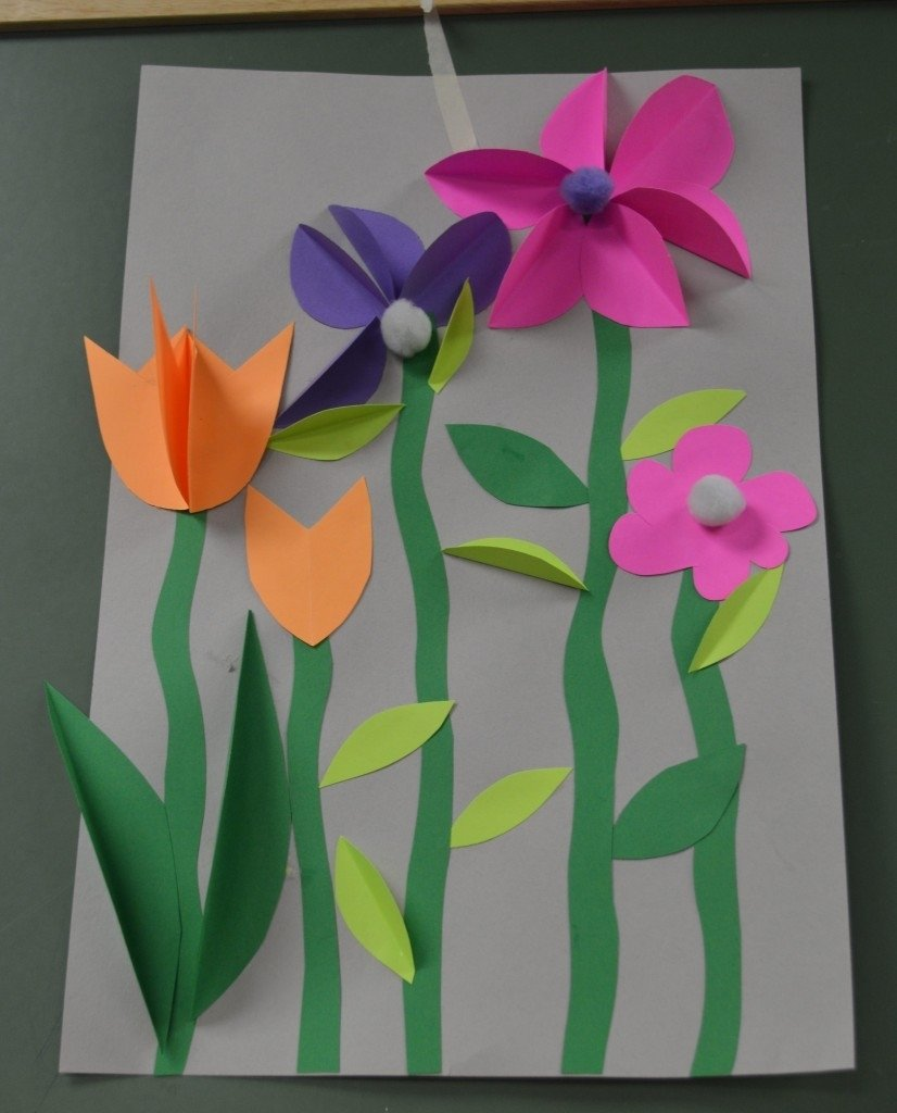 10 Gorgeous Craft Ideas With Construction Paper Arts And Crafts For Kids Best