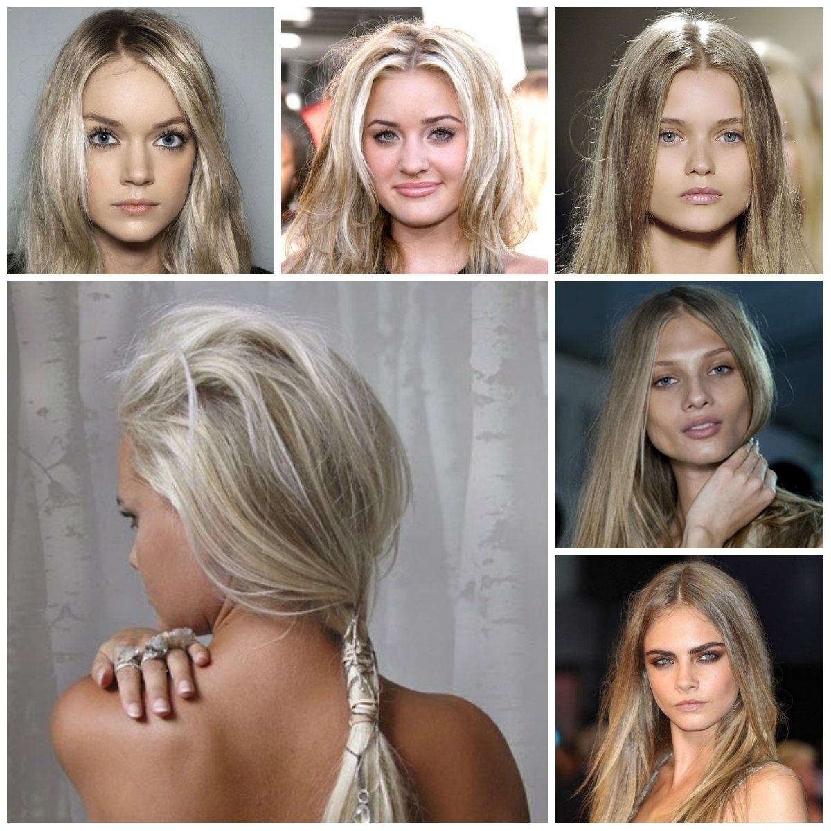 ash blonde hair color ideas for 2017 | new haircuts to try for 2018