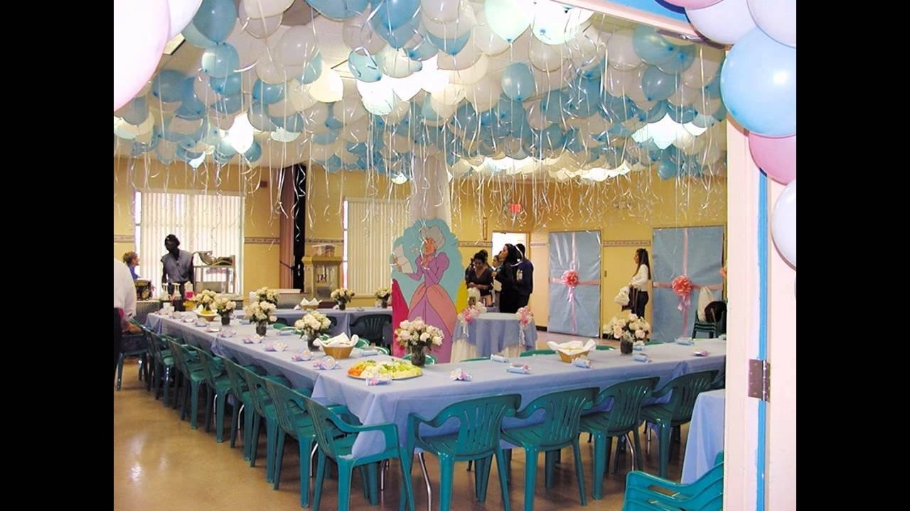 10 Unique Birthday Party At Home Ideas at home birthday party decorations for kids youtube 2020