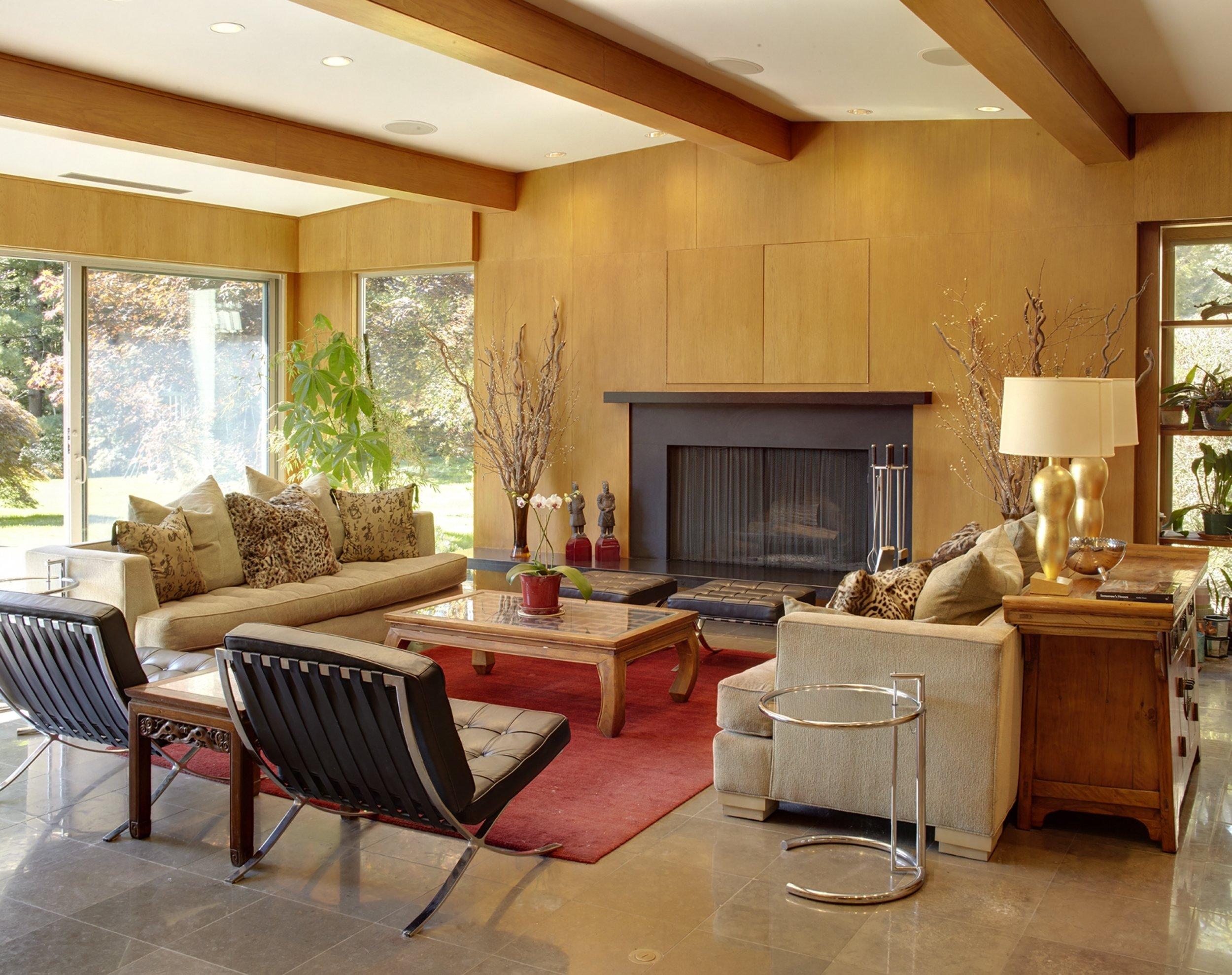10 Unique Mid Century Modern Decorating Ideas attractive mid century modern furniture for living room interior 2020