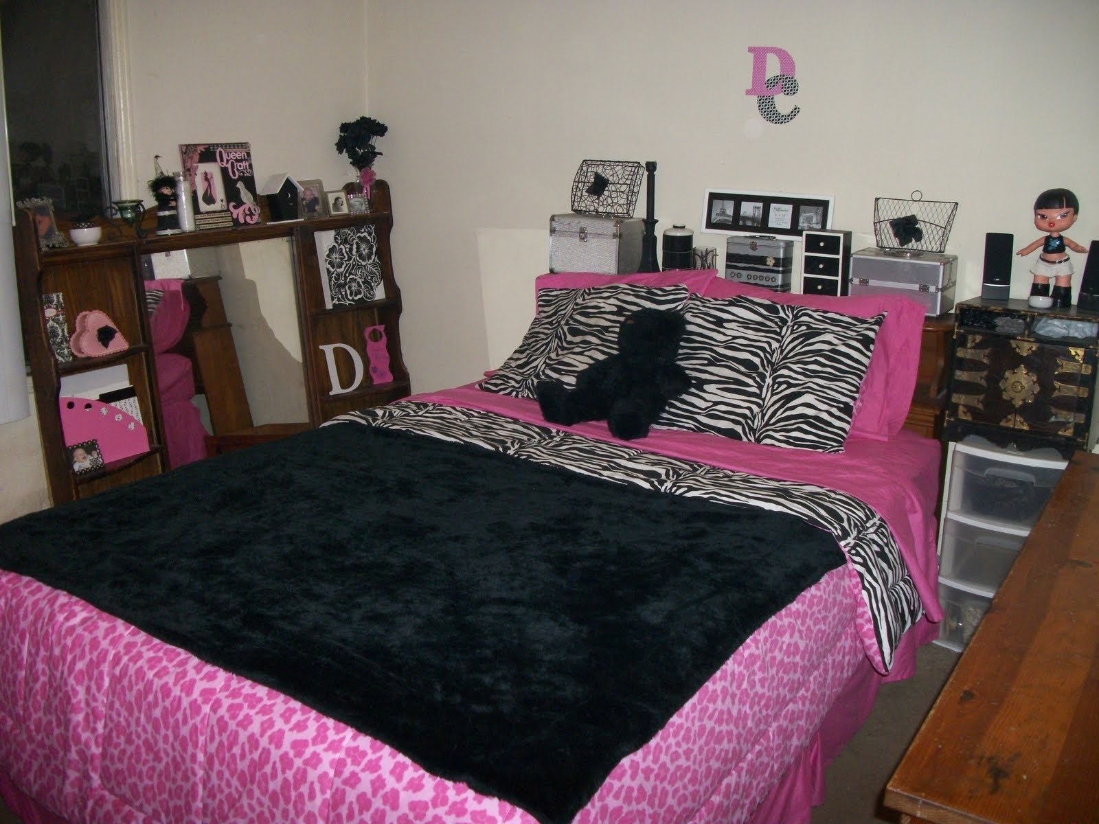 10 Nice Pink Black And White Bedroom Ideas attractive white and pink bedroom ideas related to home decorating 2020