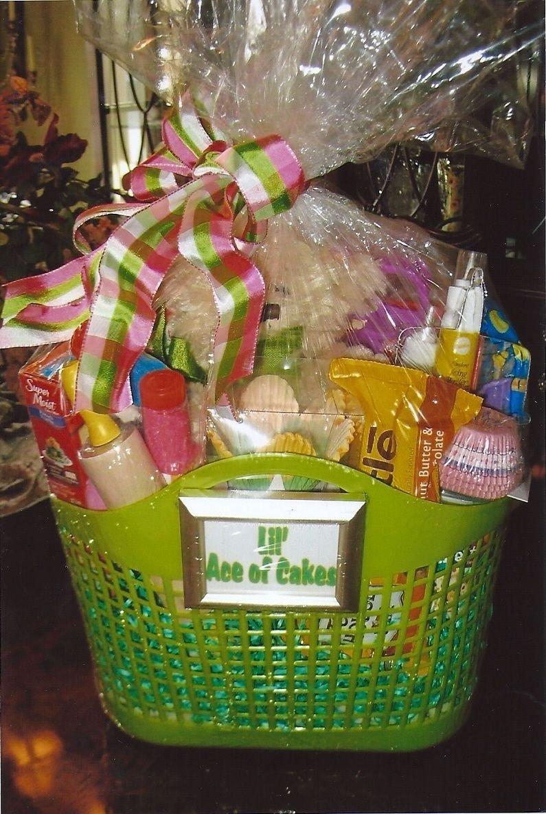 10 Cute Theme Basket Ideas For Silent Auction auction basket ideas google search school stuff pinterest 3 2020