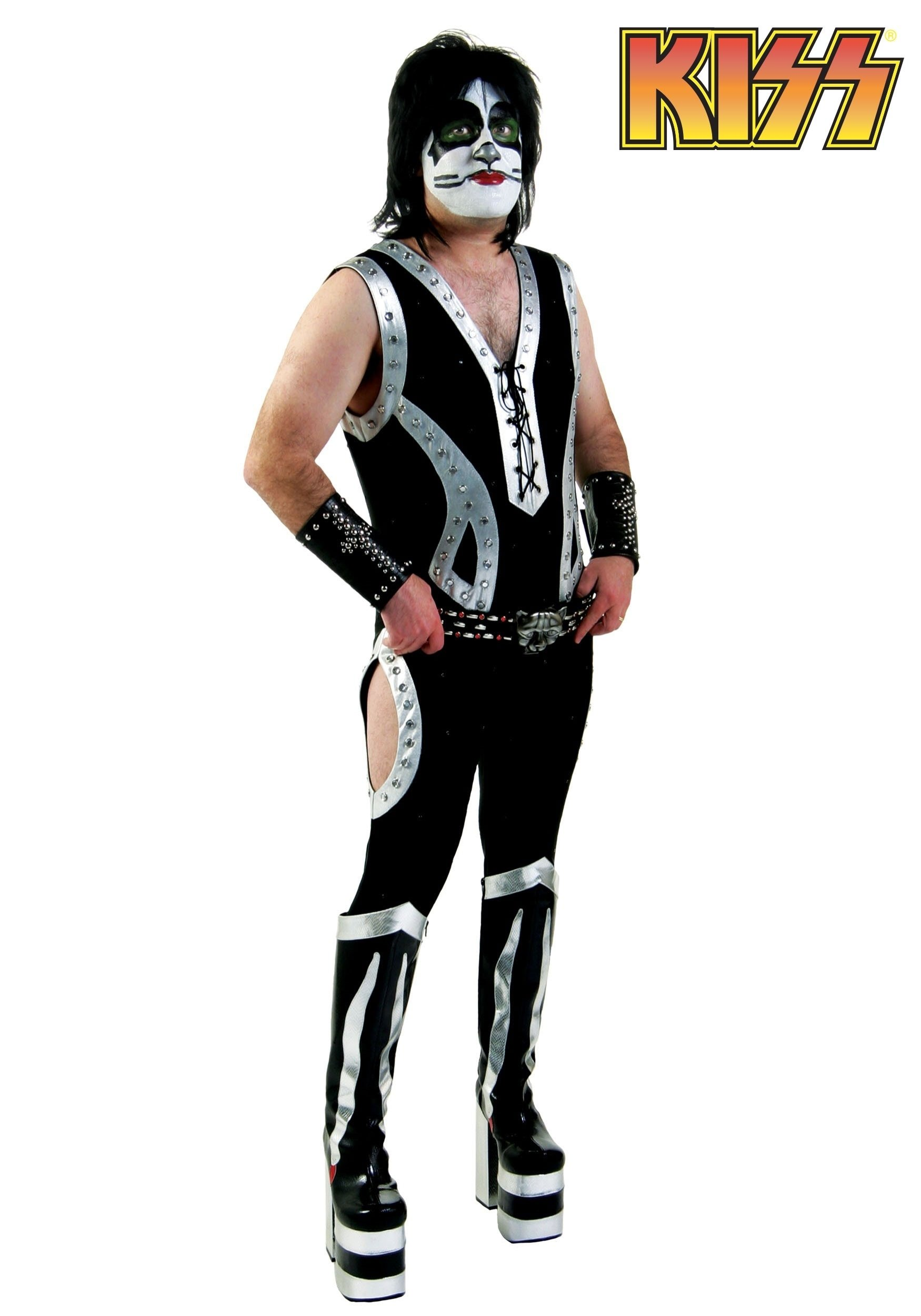 10 Ideal Rock N Roll Costume Ideas authentic kiss costume catman 2021