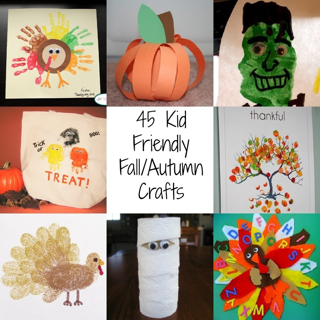 10 Fantastic Fall Craft Ideas For Kids autumn craft ideas kids ye craft ideas 2020