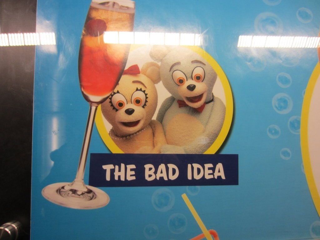 10 Most Recommended Bad Idea Bears Avenue Q avenue q bad idea bears drink posterpurplekatz93 on deviantart 1