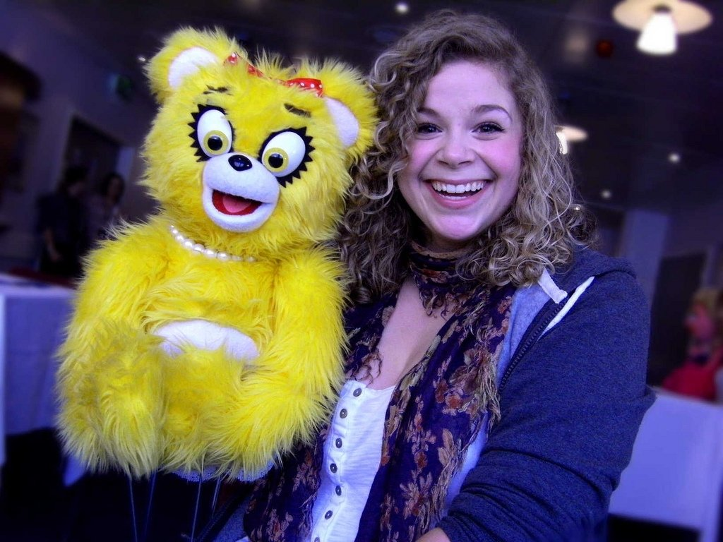 10 Most Recommended Bad Idea Bears Avenue Q avenue q national tour 2011 katharine moraz and bad idea bear a 1