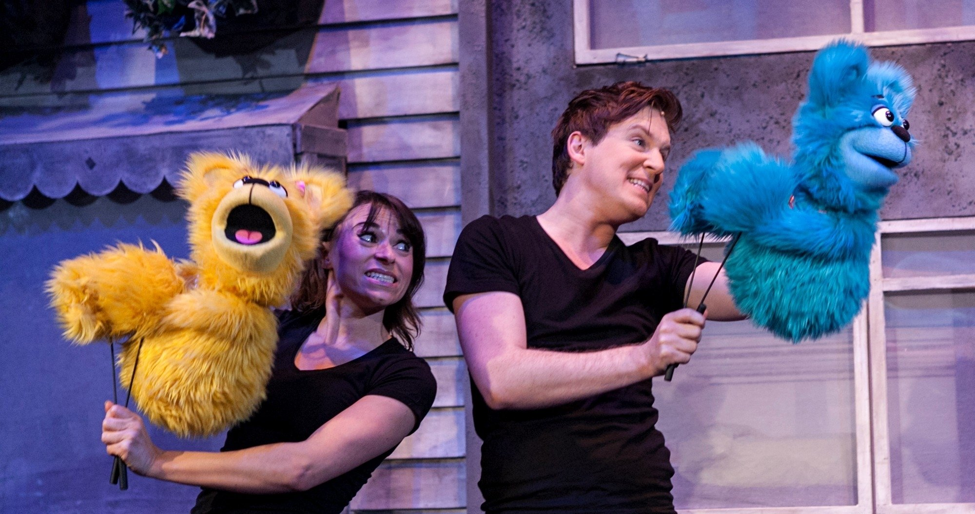 10 Most Recommended Bad Idea Bears Avenue Q avenue q review 26 08 2014 stagey secrets 1