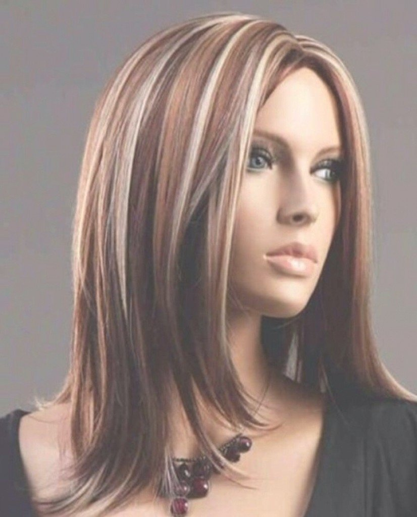 10 Stunning Hair Color With Highlights Ideas average hair color and highlights hair fashion 1 2020