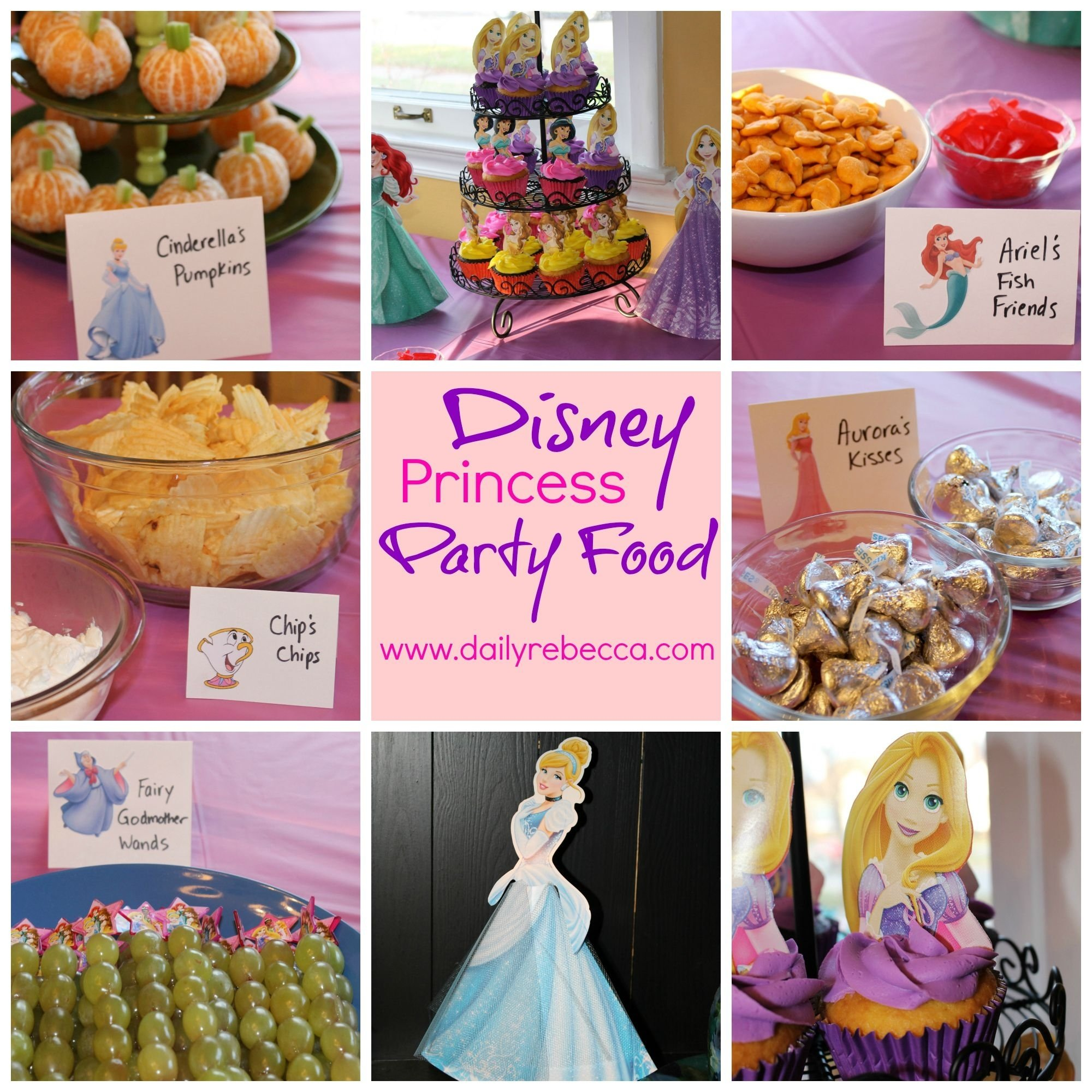 10 Nice Princess Tea Party Food Ideas avery turns two a disney princess party themed parties snacks 1