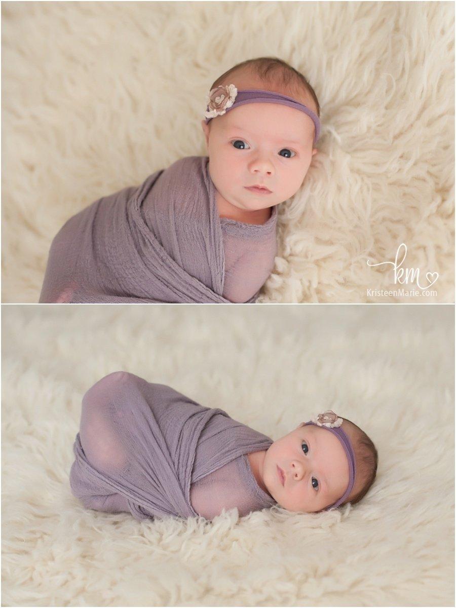 10 Gorgeous Cute Newborn Baby Picture Ideas awake newborn baby girl awake newborn photography poses newborn 2020