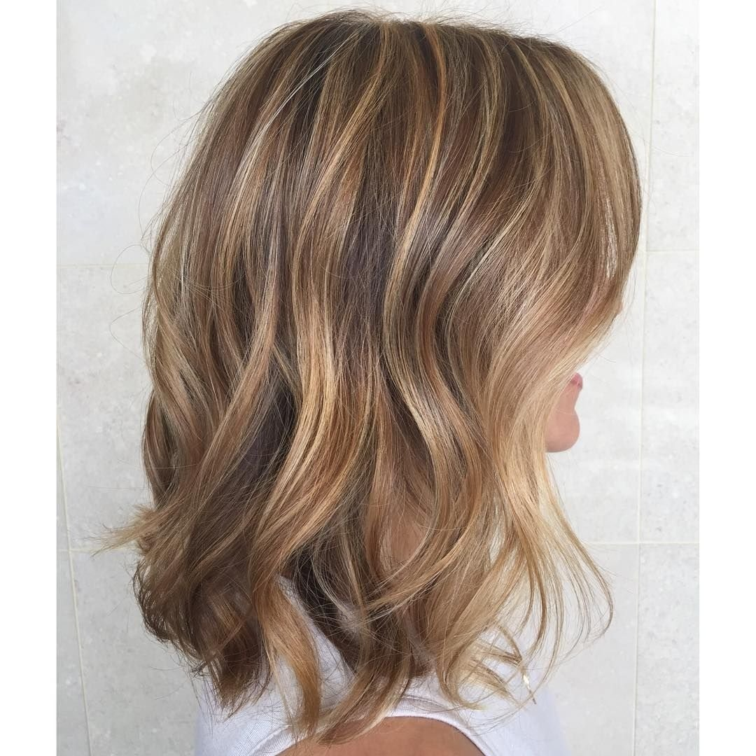 10 Stunning Highlight Ideas For Dark Brown Hair awesome 50 ideas on light brown hair with highlights lovely and 1 2021