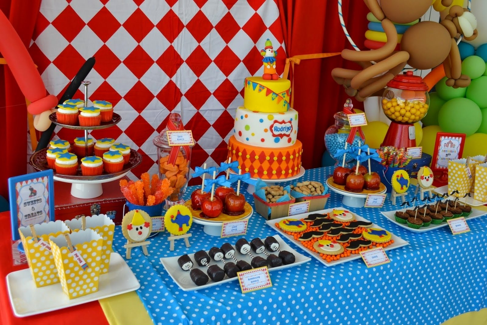 10 Spectacular Boy 3Rd Birthday Party Ideas 2019