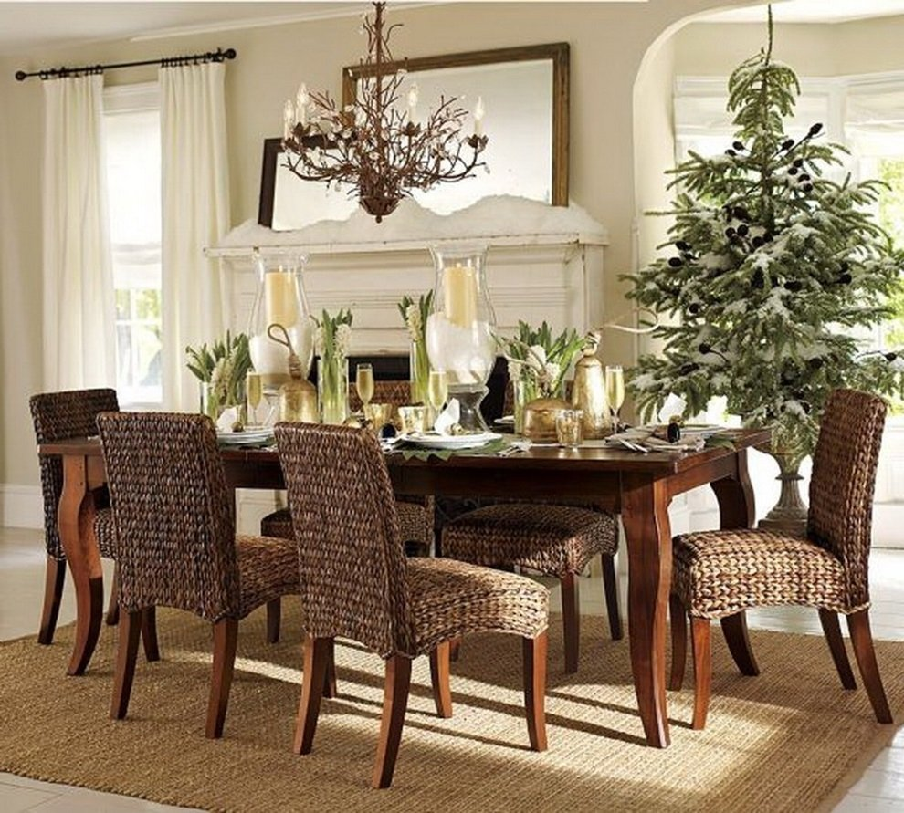 10 Elegant Dining Room Table Decorating Ideas Pictures awesome centerpiece ideas for dining room table zachary horne 3