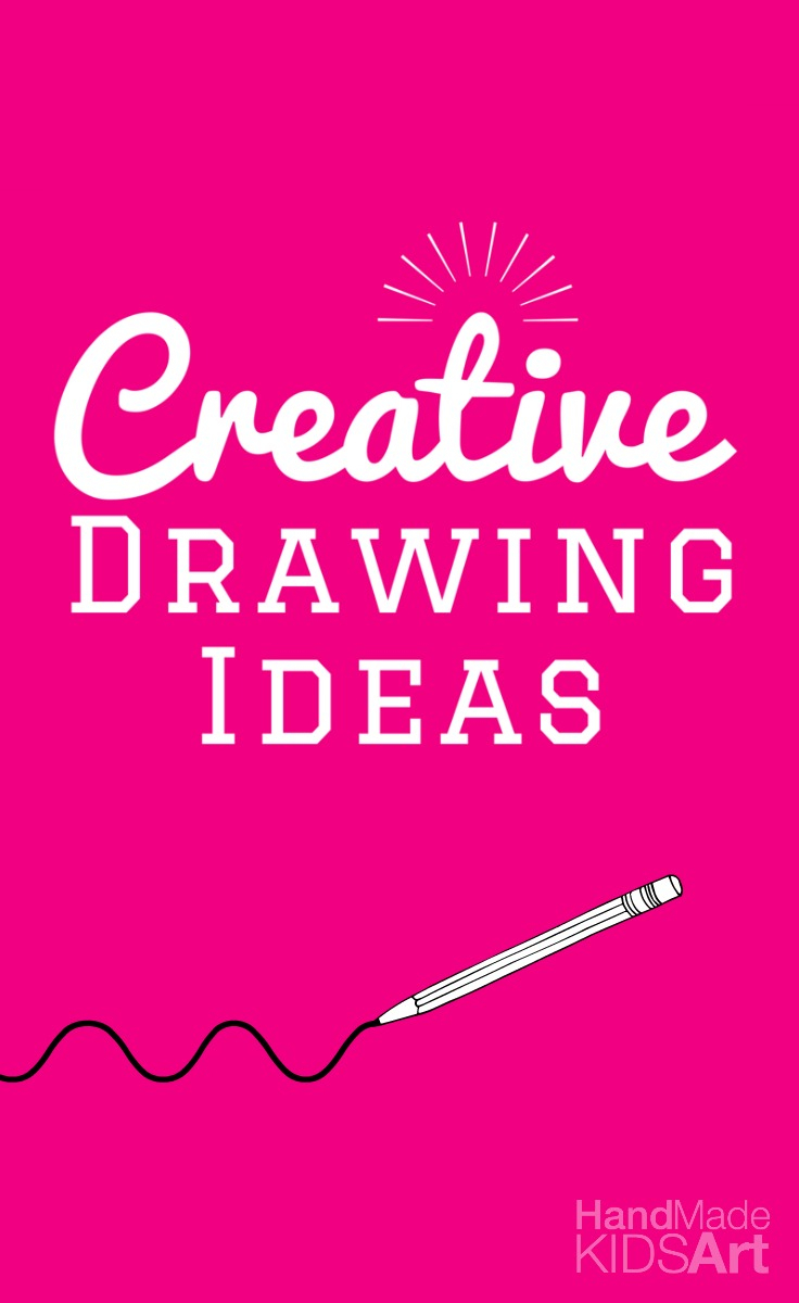 10 Unique Ideas For Kids To Draw awesome creative drawing ideas for kids 2020