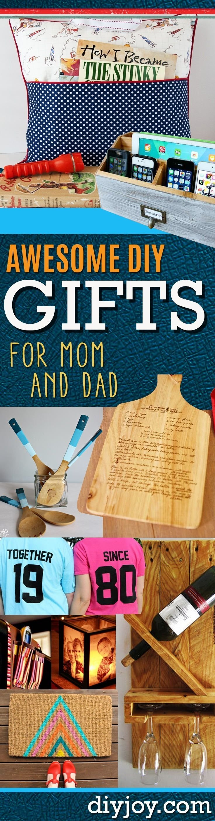 10 most recommended gift ideas for your parents awesome diy gift ideas mom and dad will