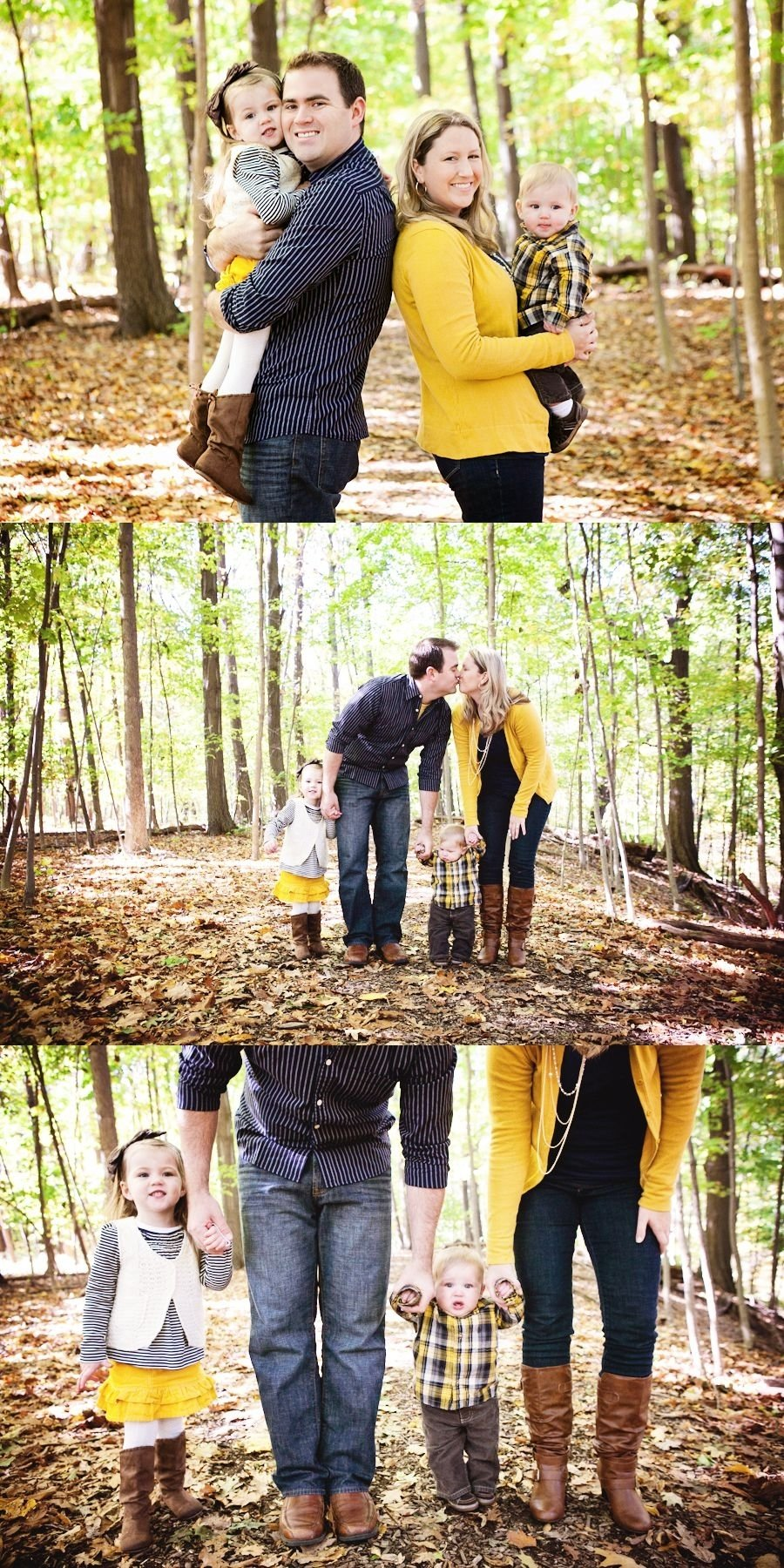10 Awesome Outfit Ideas For Family Pictures awesome example of great outfit coordination not matching for