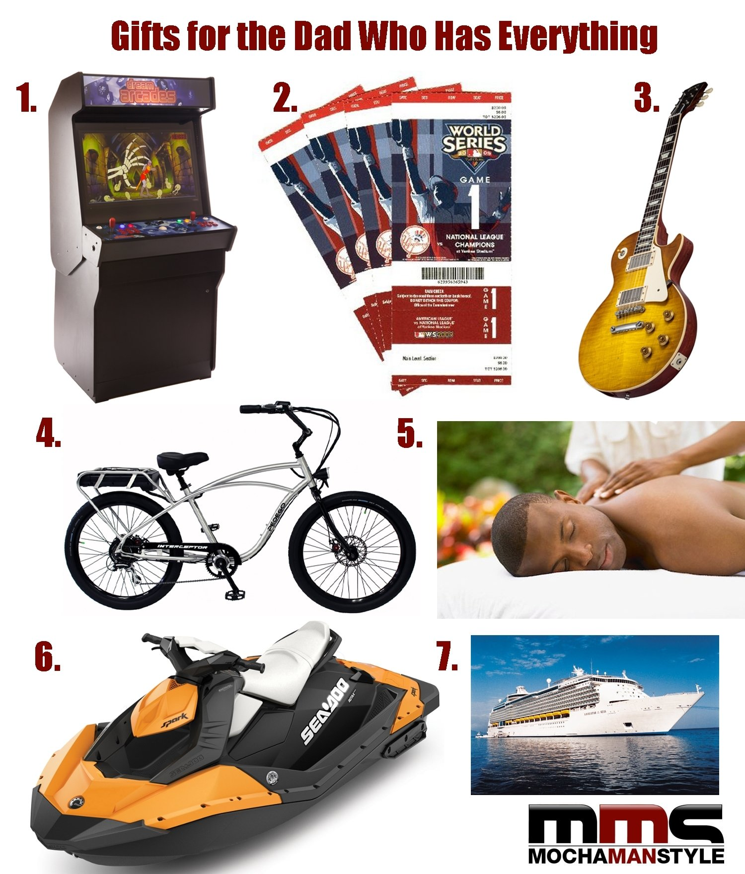 10 Great Gift Idea For Dad Who Has Everything awesome fathers day gifts for dad mocha man style 2020