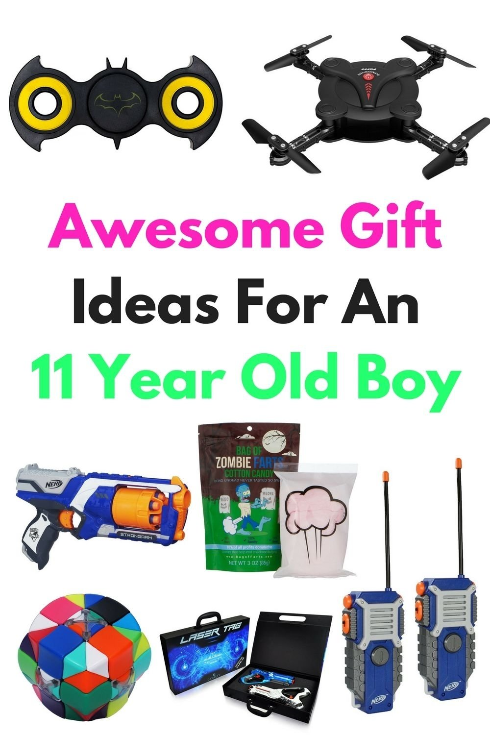 10 Beautiful 12 Year Old Boy Birthday Gift Ideas Awesome For An 11