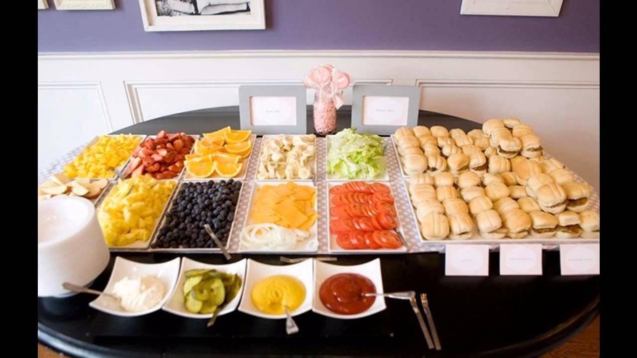 10 Stylish Graduation Open House Menu Ideas awesome graduation party food ideas youtube 10 2021