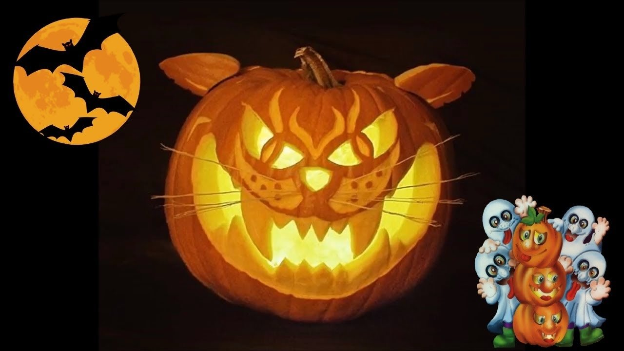 awesome jack o'lantern ideas! - youtube