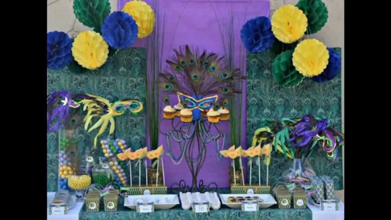 10 Most Recommended Mardi Gras Ideas For A Party awesome mardi gras themed party ideas youtube 2020