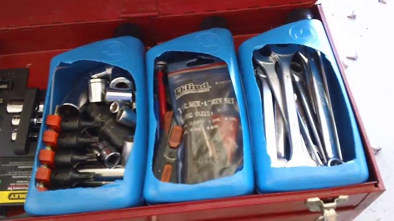 10 Fabulous Truck Tool Box Organization Ideas awesome mechanic tool box organizer tip youtube 2021