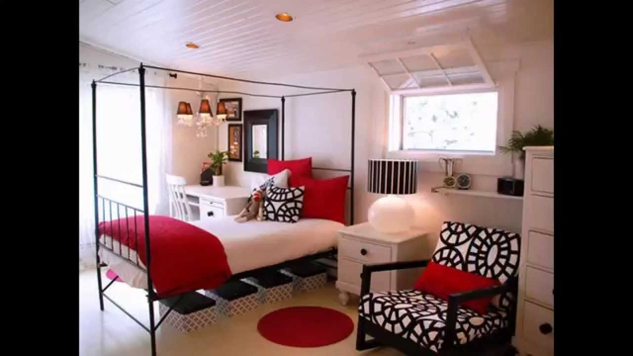 10 Famous Red Black And White Bedroom Ideas 2021